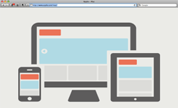 Clean, Responsive Layouts