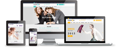 Fashion Pro Fully Responsive