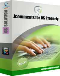 JComments plugin for OS Property