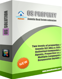 OS Property v2.9.8 - Joomla Real Estate