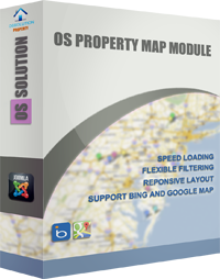 OS Property Map module