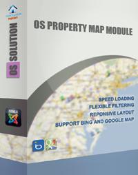OS Property Map module